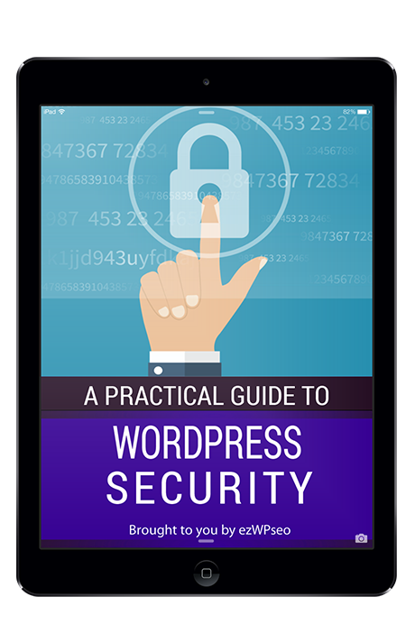 WordPress Security - ezWPseo